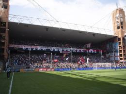 Spiele von CFC Genua und Sampdoria neu terminiert