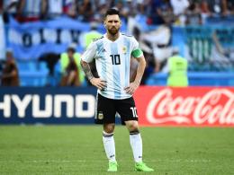 Messi nimmt sich Auszeit von der Albiceleste