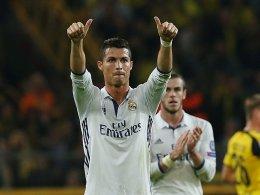 Ronaldo adelt BVB-Fans: