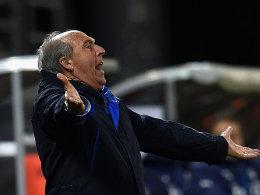 Italien-Coach Ventura: Wenig Lust auf DFB-Test