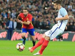 89. und 90.+6: Spanischer Schlussspurt im Wembley