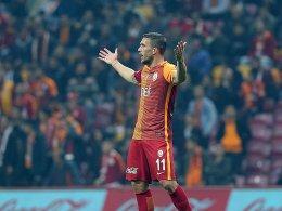 Galatasaray klettert dank Derby-Held Podolski