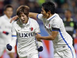 Auch dank Videobeweis: Kashima Antlers im Finale