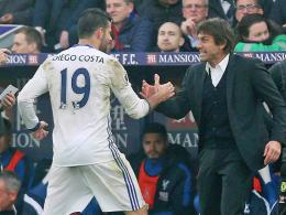 11. Chelsea-Sieg in Folge: Auf Diego Costa ist Verlass