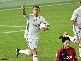 Dank Ronaldo: Real schlägt Kashima und holt Klub-WM