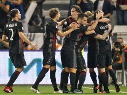Supercoppa! Milans siebter Streich in Doha