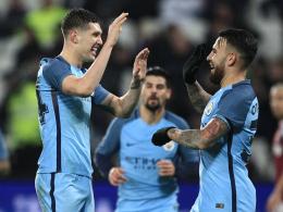 5:0 - City lässt West Ham keine Chance