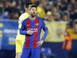 Weltfußballer-Gala ohne Messi