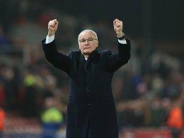Leicester-Coach Ranieri ist Trainer des Jahres