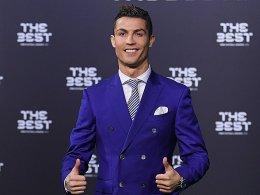 Ronaldo ist Weltfußballer 2016 - Spitze gegen Messi