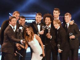 Wer wie abgestimmt hat: Kaum deutsche Hilfe für Ronaldo