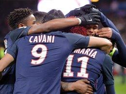 Paris und Juve ziehen weiter