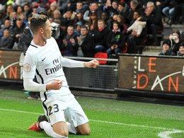 Draxler: Matchwinner beim Liga-Debüt