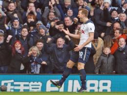 Spurs-Sieg mit dreifachem Kane - und Sorgen