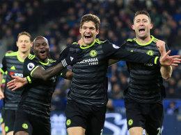 Chelsea vermisst Costa nicht - Carroll traumhaft