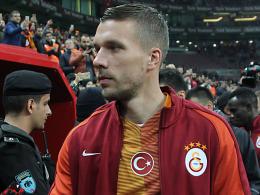 Perfekt: Podolski wechselt im Sommer nach Japan