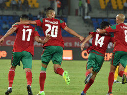 Bouhaddouz trifft bei Marokkos Sieg