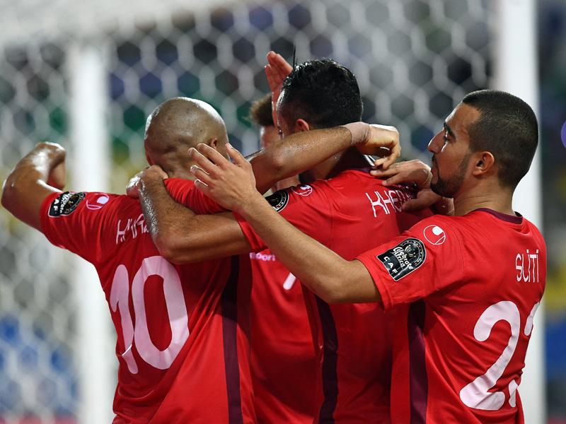 Afrika-Cup: Algerien scheidet mit Schalkes Nabil Bentaleb aus