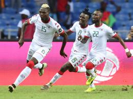Burkina Faso und Kamerun lösen das Halbfinalticket