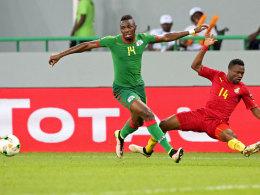 Burkina Faso sticht Ghana aus und wird Dritter
