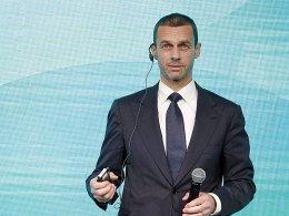 Ceferin hofft auf weitere Bewerber für EM 2024