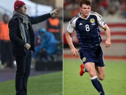 Tschechien siegt 3:0 - Schottland mit Burke nur Remis
