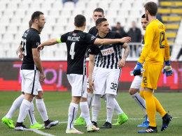 Partizan Belgrad darf doch europäisch spielen