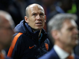 Neuer Oranje-Trainer: Robben will mitreden