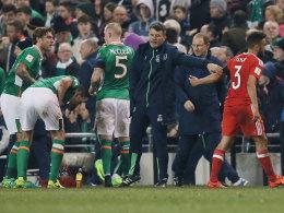 Nach Beinbruch-Foul: FIFA ermittelt gegen Taylor