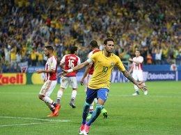 Weltrangliste: Brasilien wieder Nummer 1