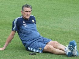 Nach acht Spielen: Argentiniens Trainer Bauza muss gehen