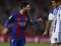 Golden Shoe: Messi distanziert die Konkurrenz