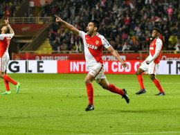 BVB im Kopf: Falcao-Freistöße retten Monaco!