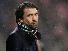 Hyballa nicht länger Trainer in Nijmegen