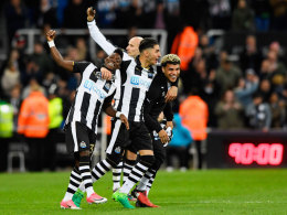 Party in Newcastle! Magpies machen Aufstieg perfekt