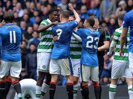 LIVE! Kantersieg Celtic - Mbappé bringt Monaco auf Kurs