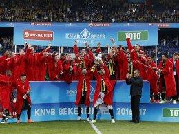 Arnheim erstmals Pokalsieger