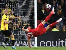 Akrobat Can sorgt für Liverpool-Sieg