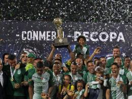 Rückkehr nach Medellin: Cup-Pleite für Chapecoense