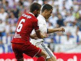 Zweimal 4:1: Real und Barcelona im Gleichschritt