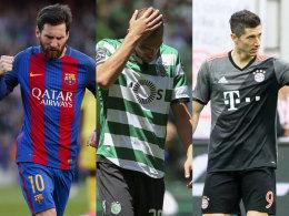 Golden Shoe: Dost gibt Gas, doch Messi bleibt vorn