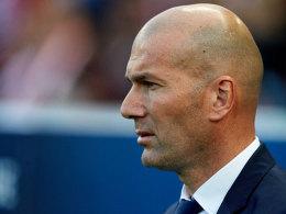Vor Vigo Stress mit Morata? Das sagt Zidane