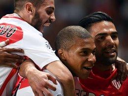 Mbappé schießt Monaco zur Meisterschaft