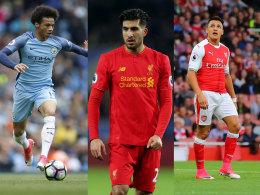 Saisonfinale in England: Der Dreikampf um die Königsklasse