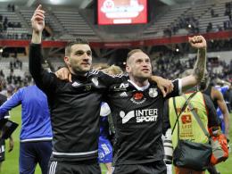 Dramatisches Finale: Straßburg und Amiens steigen auf