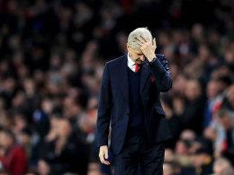 Arsenals Abwehrsorgen im Stadtderby des FA-Cup-Finals