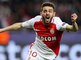 Bernardo Silva wechselt zu Manchester City