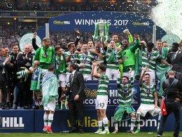 Celtic macht erstes Triple seit 2001 perfekt