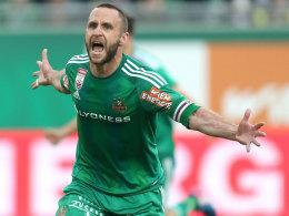 Vor Pokalfinale: Steffen Hofmann verlängert bei Rapid