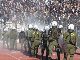 Punktabzug und Geisterspiele für PAOK